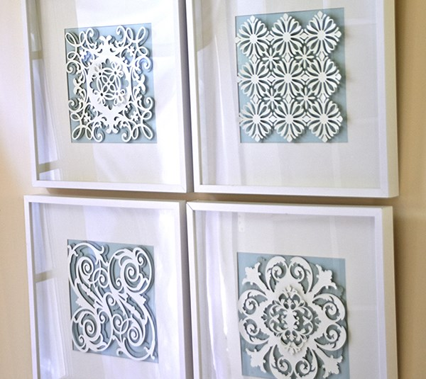 Cricut home decor ideas