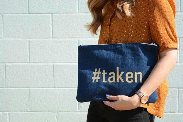 #Taken Pouch