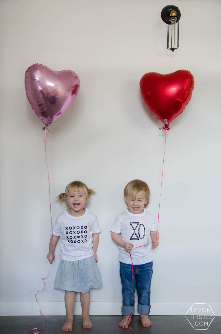 Kids V-Day Shirts
