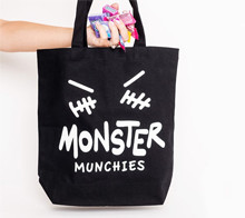 Monster Munchies Candy Bag Decal