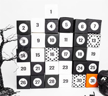 Numbers Advent Calendar