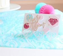 You're A Gem Card - Kim Byers