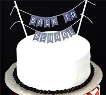Back To School Bunting – Kim Byers