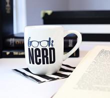 Book Nerd Mug – Kim Byers