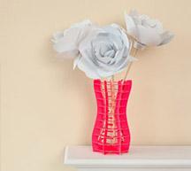 3D Vase Autodesk 123D