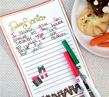 Dear Santa Stationary
