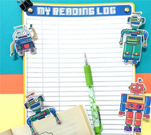 Robot Reading Kit