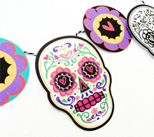 Sugar Skull Art Decor