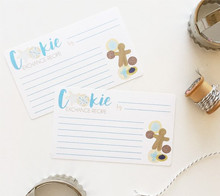Cookie Exchange Recipe Card - Kori Clark