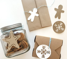 Cookie Exchange Tags - Kori Clark