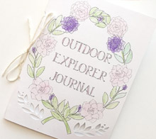 Outdoor Explorer Journal - Kori Clark