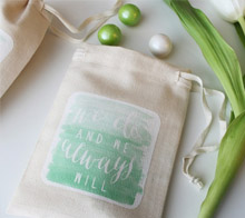 Watercolor Wedding Favor Bags – Kori Clark