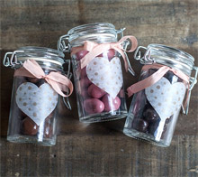 Cute Sweet Treat Wedding Favors