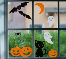 Halloween Window Cling