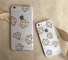 Metallic Geods Phone Case