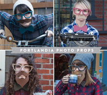 Photo Props Portlandia Style
