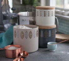 Scandinavian Canisters