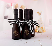 Mini Champagne Party Favors