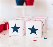 Star Treat Boxes