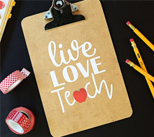 Live Love Teach – Kim Byers