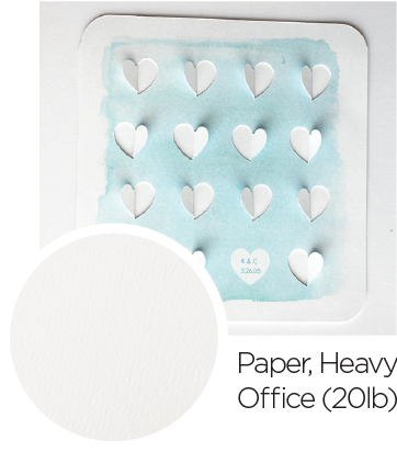 Paper Heavy Office