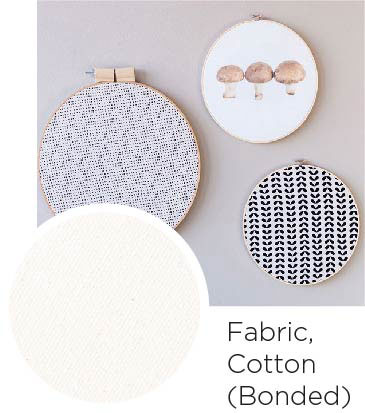 Fabric Cotton Bonded