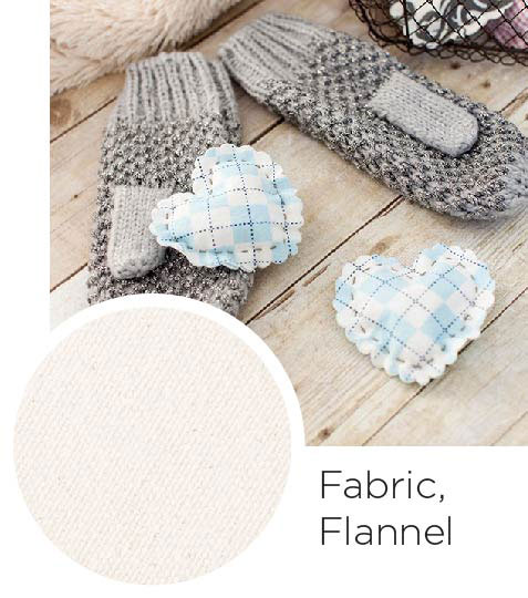 Fabric Flannel