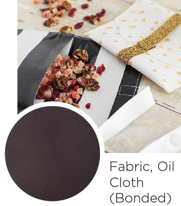 Fabric Oil Cloth Bonded