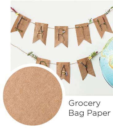 Grocery Bag Paper