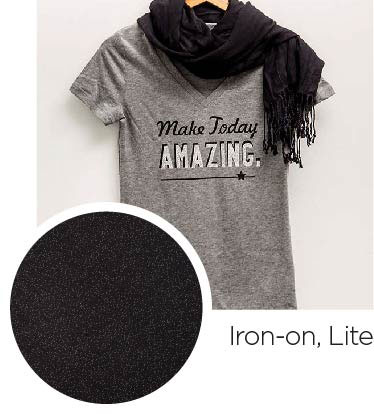 Iron-on Lite