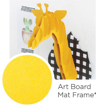 Art Board Mat Frame