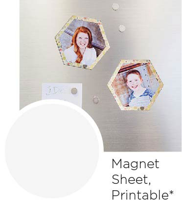 Magnet Sheet Printable