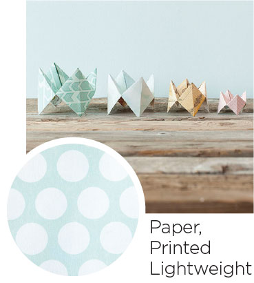 Paper Printed Lightweight