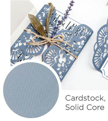 Cardstock Solid Core