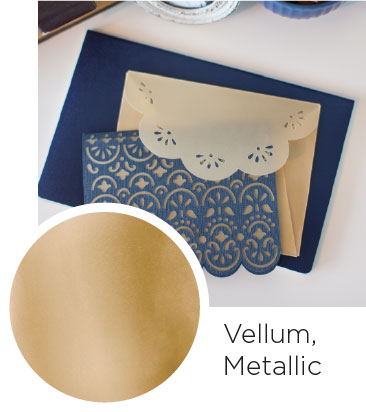 Vellum Metallic