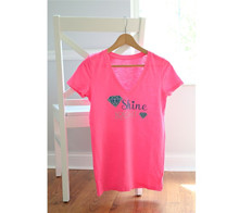 Shine Bright Tee - Kim Byers