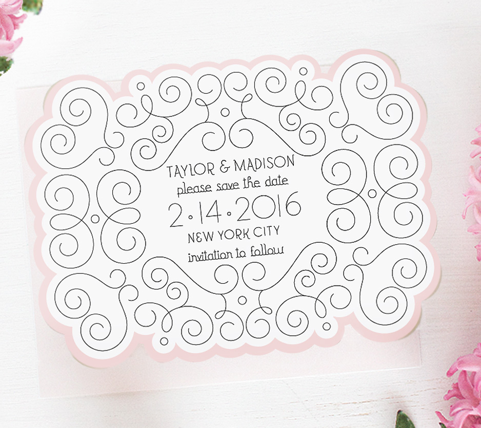 Wedding Cricut