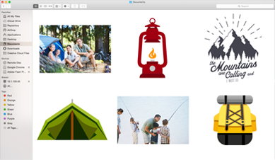 Upload your own images or select from the Cricut® library