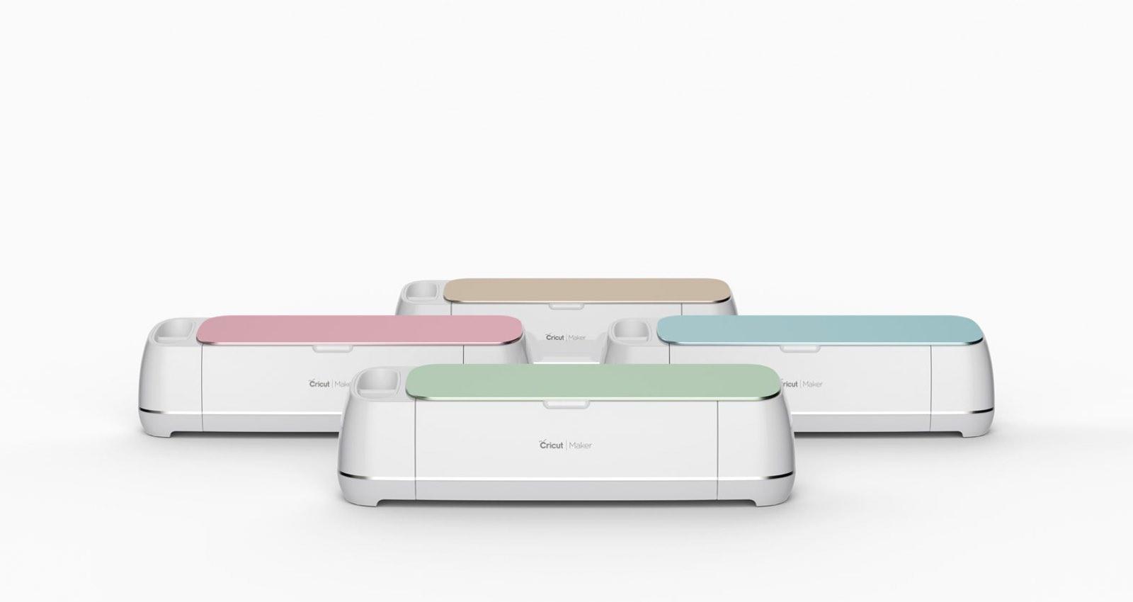 Cricut Maker in 4 Colors