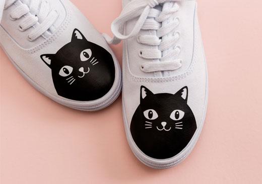 Kitten Sneakers - image