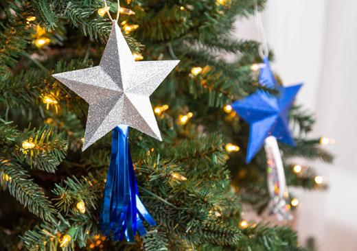 Shooting Star Ornament - image