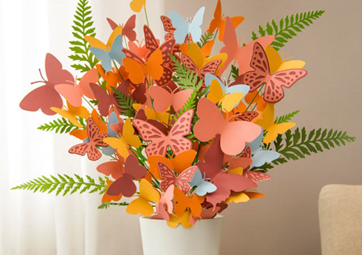 Butterfly Bouquet - image