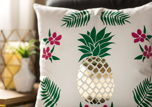 Pineapple Pillow - image