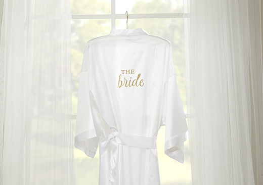 The Bride Robe - image