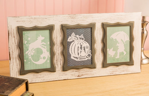 Nursery Rhyme Wall Decor