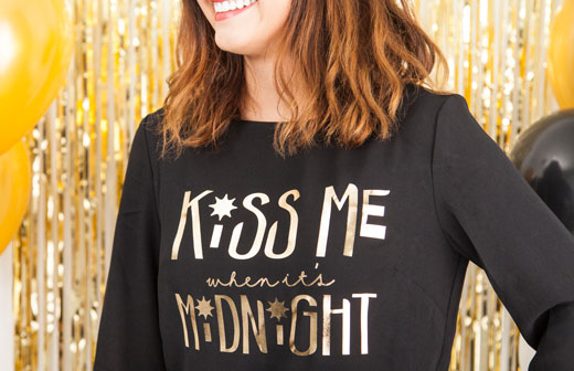 Kiss me when it's midnight shirt