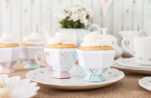 Party Tea Cups