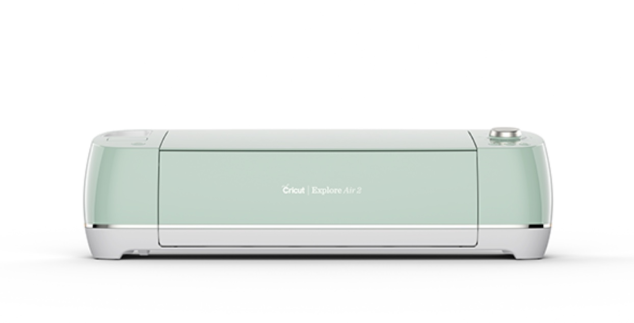 Cricut Explore Air 2 cerrada