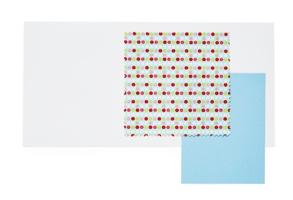 Cardstock + Fabric
