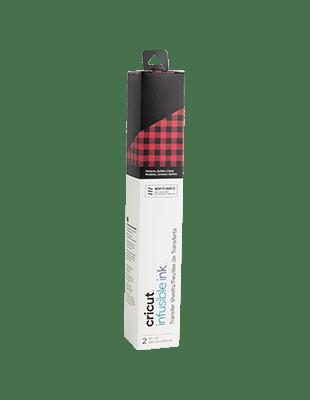 Infusible Ink™ Transfer Sheet Patterns, Buffalo Check